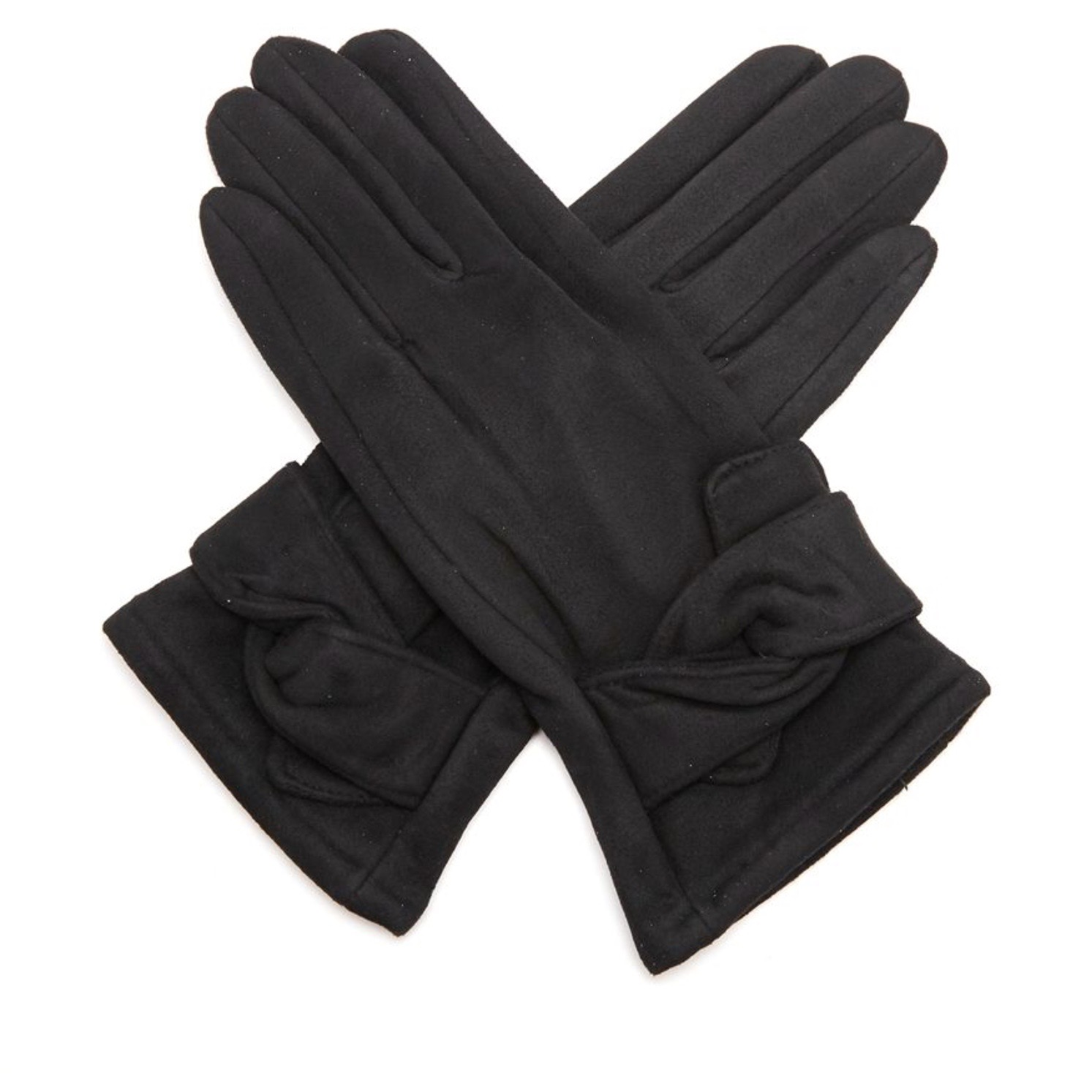 Bow Tie Gloves - Various Colours