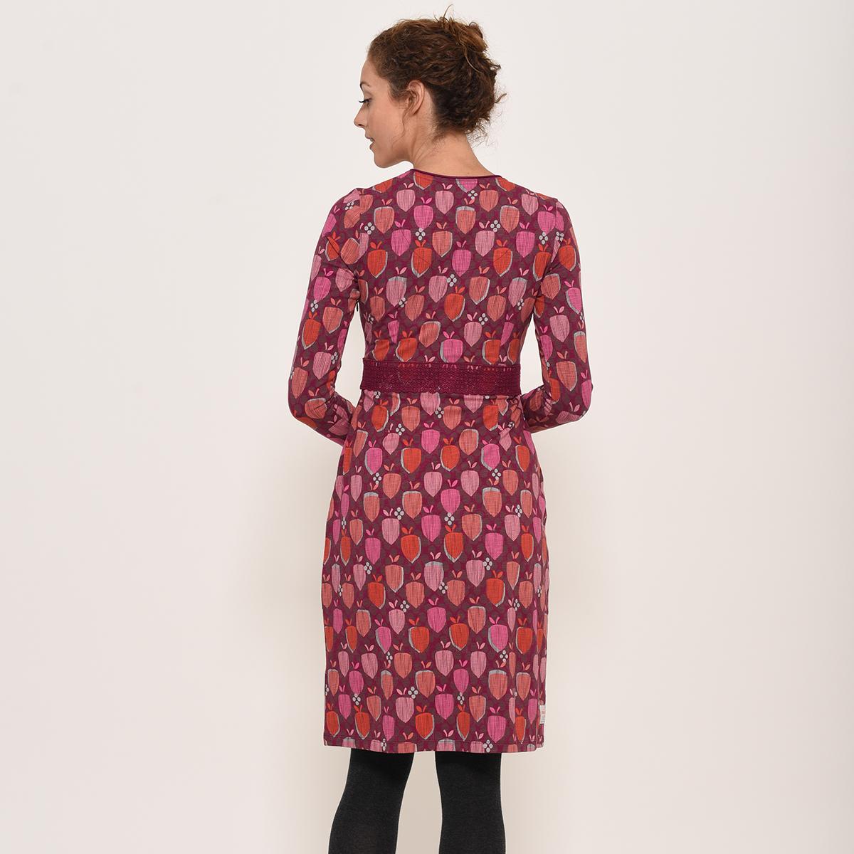 Brakeburn Acorn Wrap Dress - size 8 only left