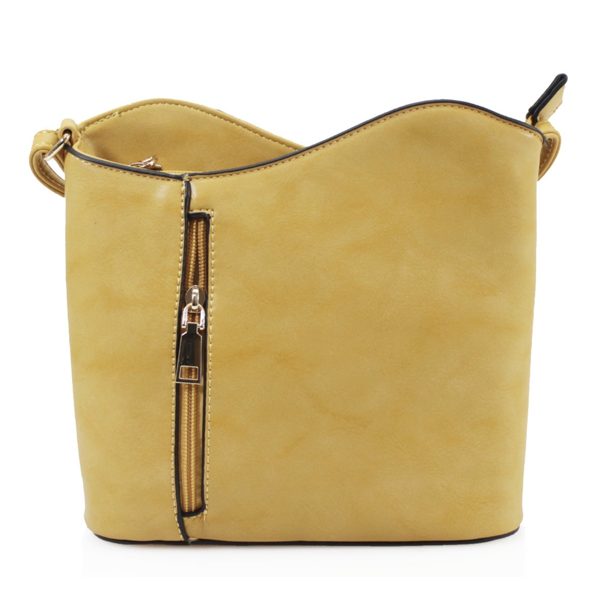 Wave Cross Body Handbag - Various Colours