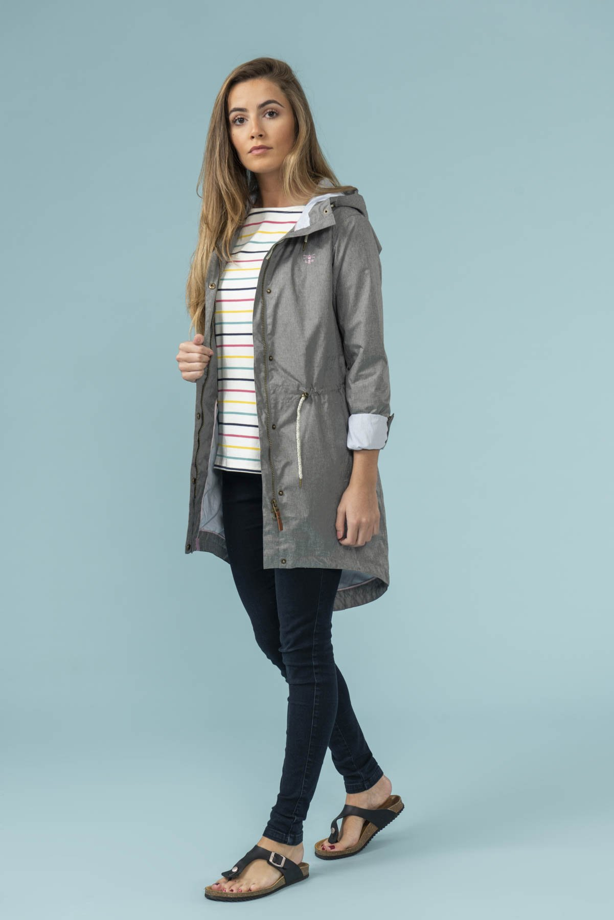 Lighthouse Emily Jacket - Shadow