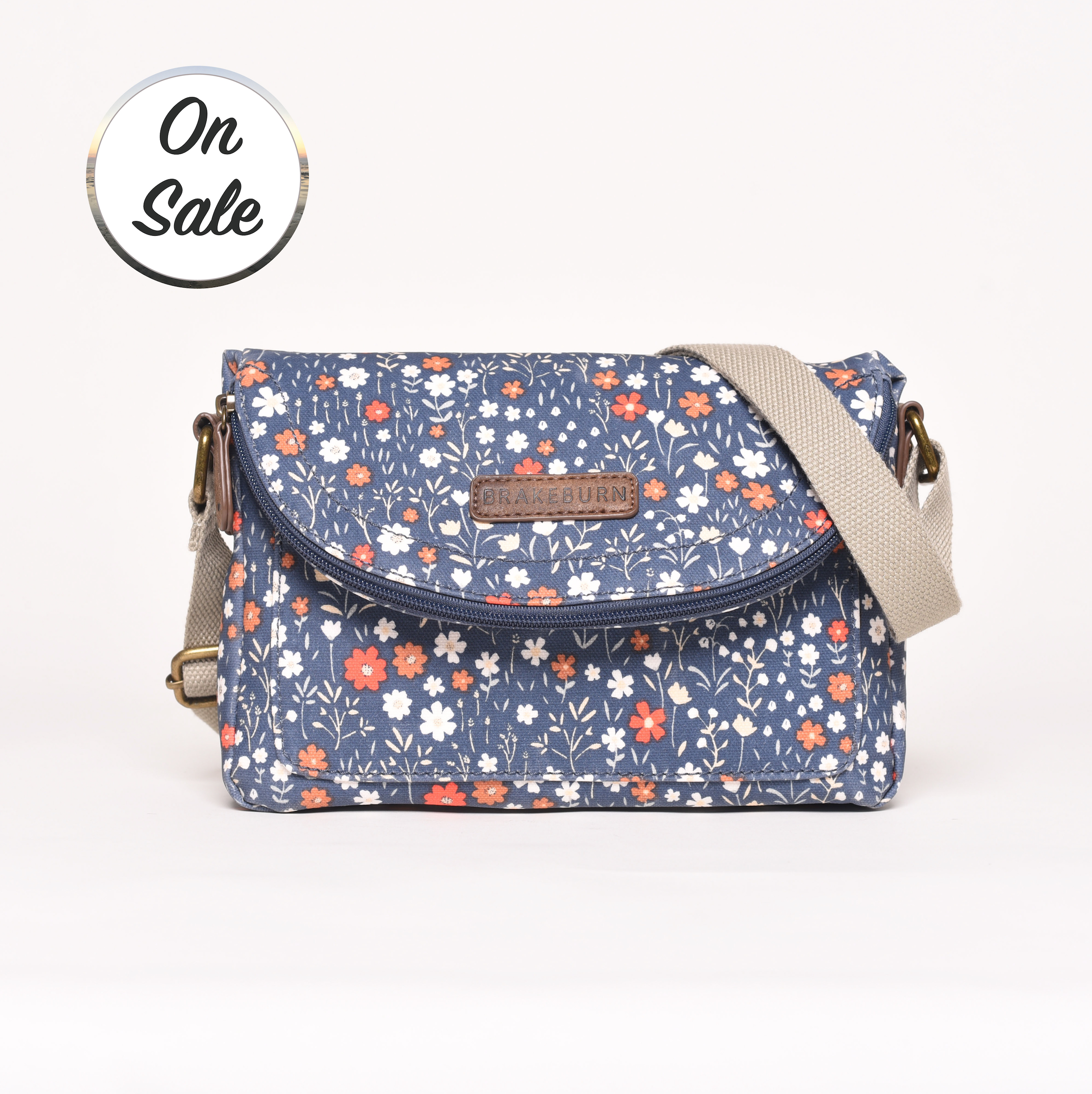 Brakeburn Ditsy Roo Pouch