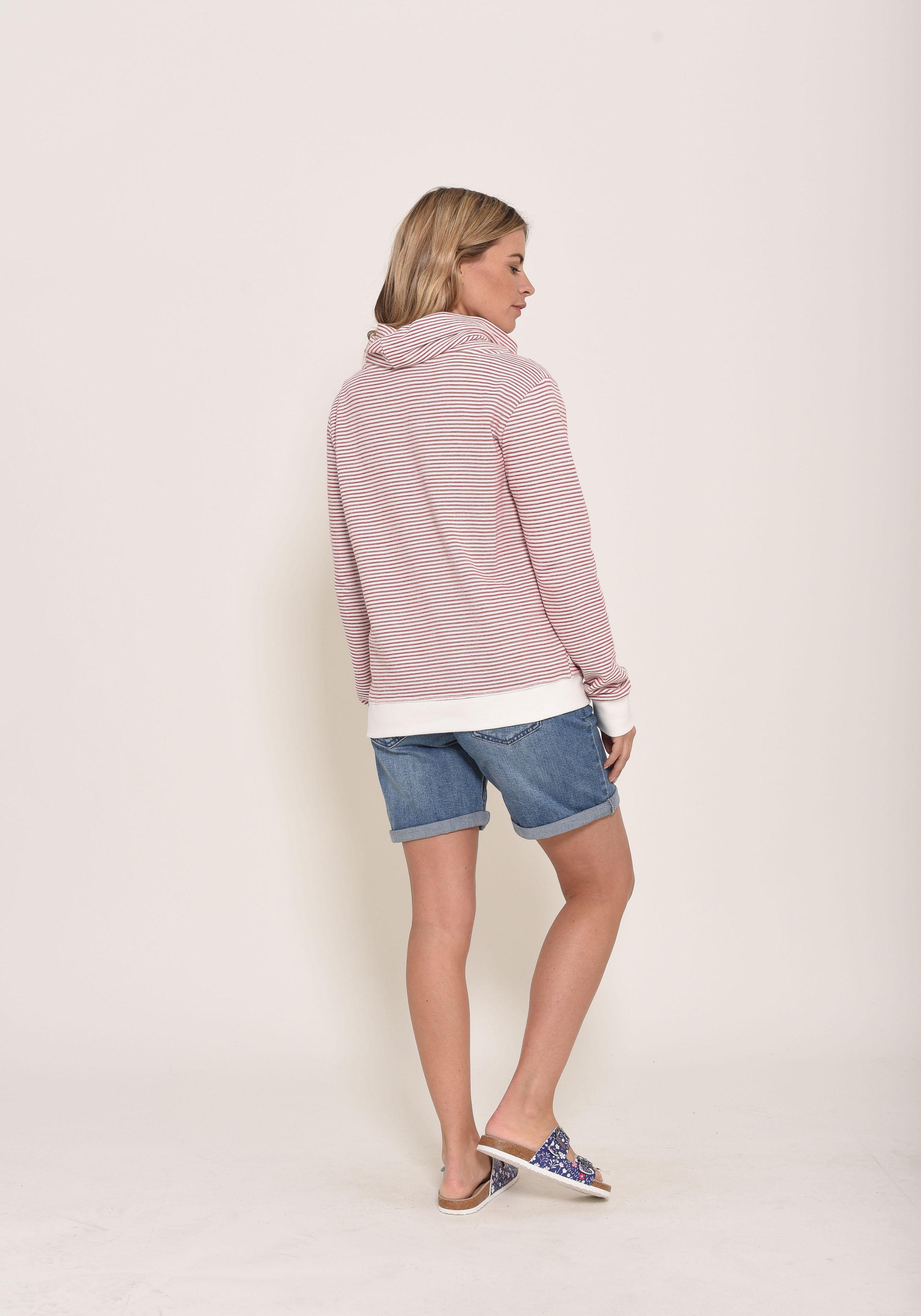 Brakeburn Cowl Neck Sweater