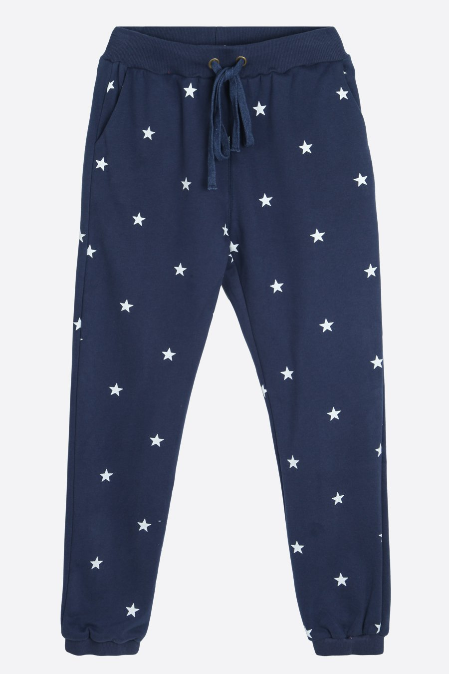 All Over Star Jogger Trousers - Navy Blue