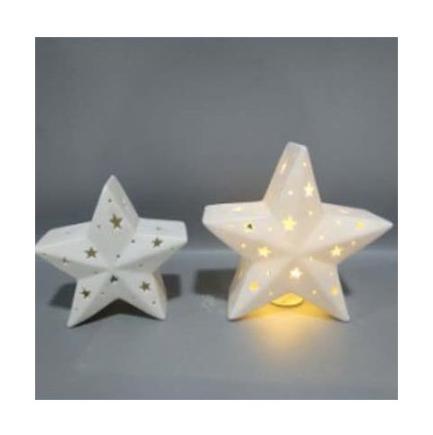 Ceramic LED Star
