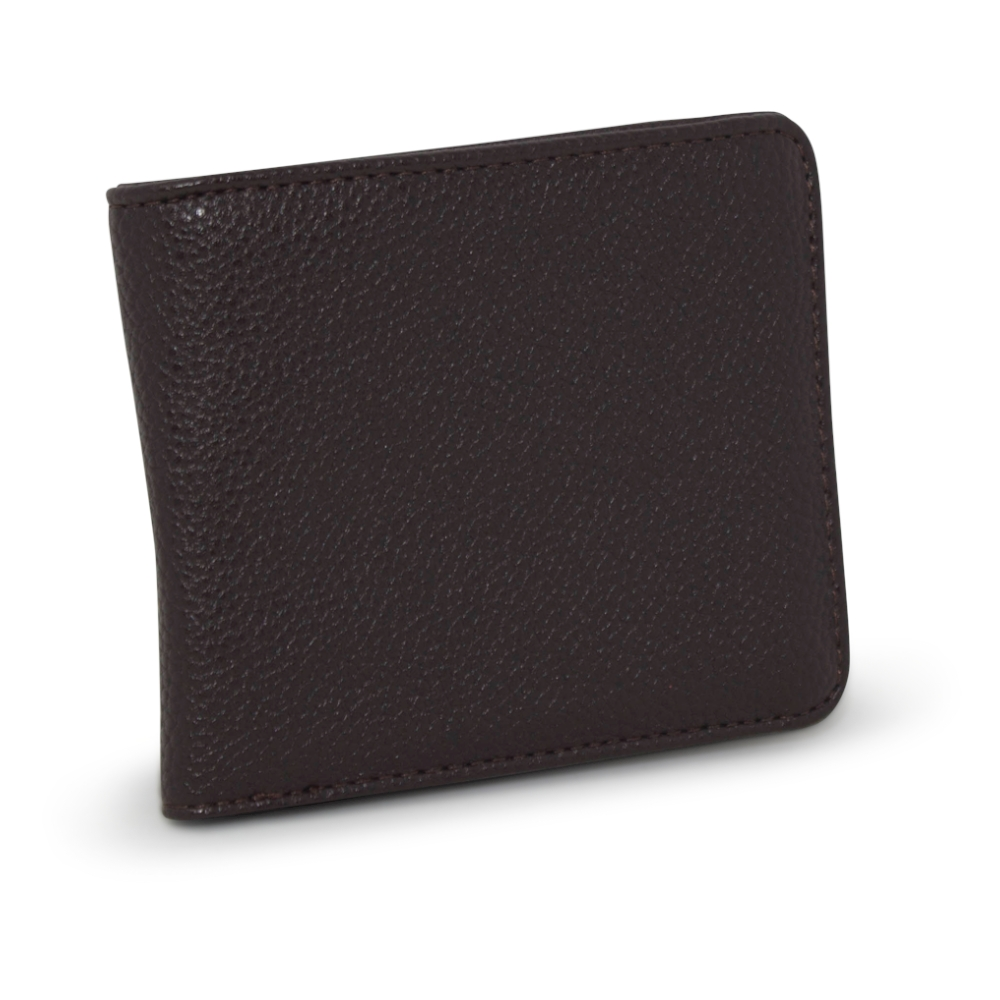 Classic Bi-Fold Wallet - Coffee