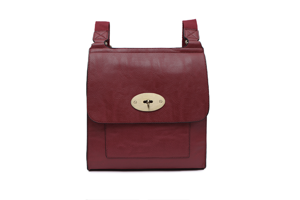 Stylish Cross Body Bag - Various Colours