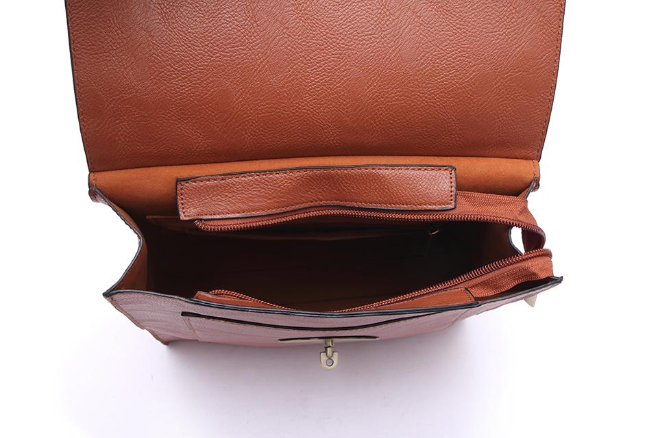Stylish Cross Body Bag - Various Colours