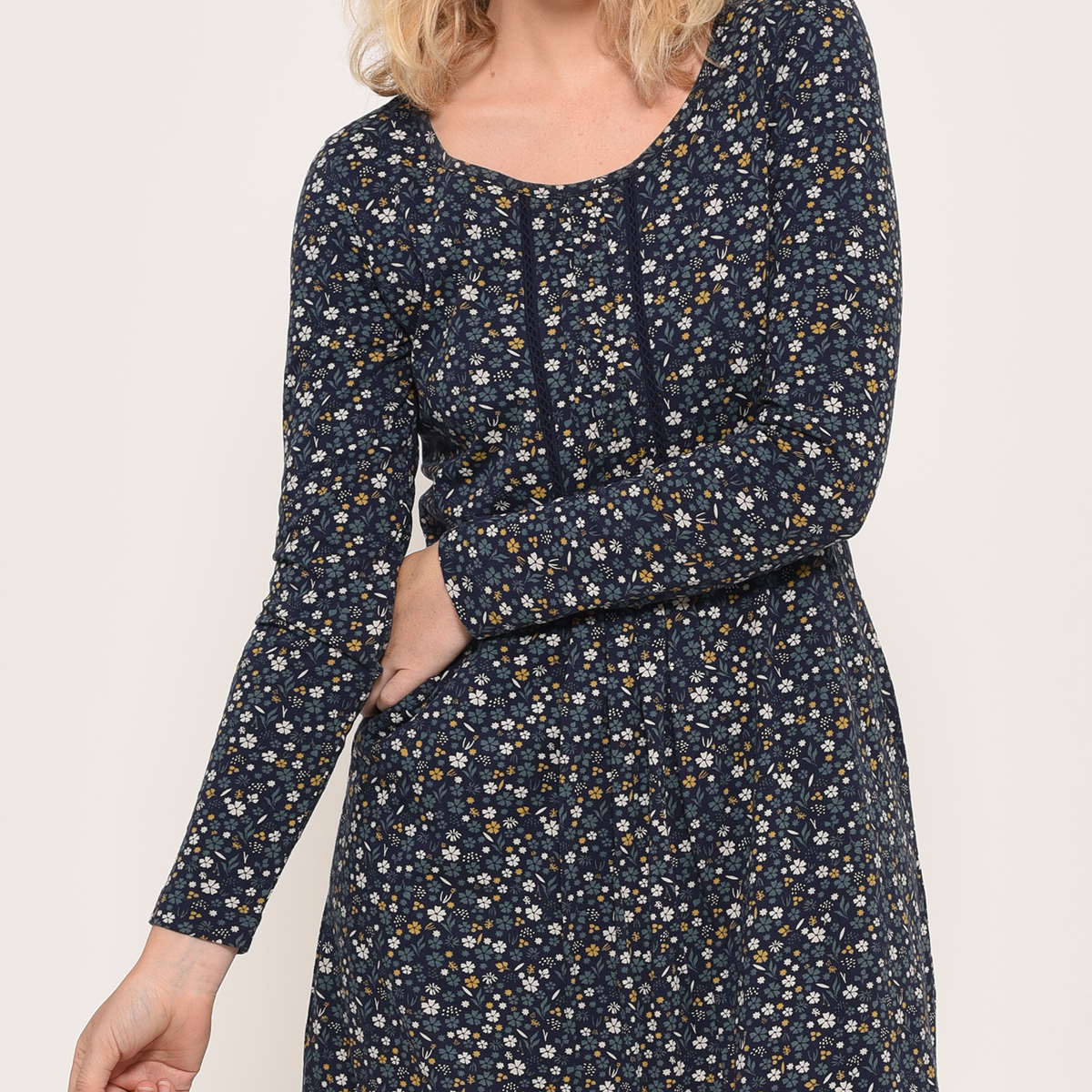 Brakeburn Ditsy Dress