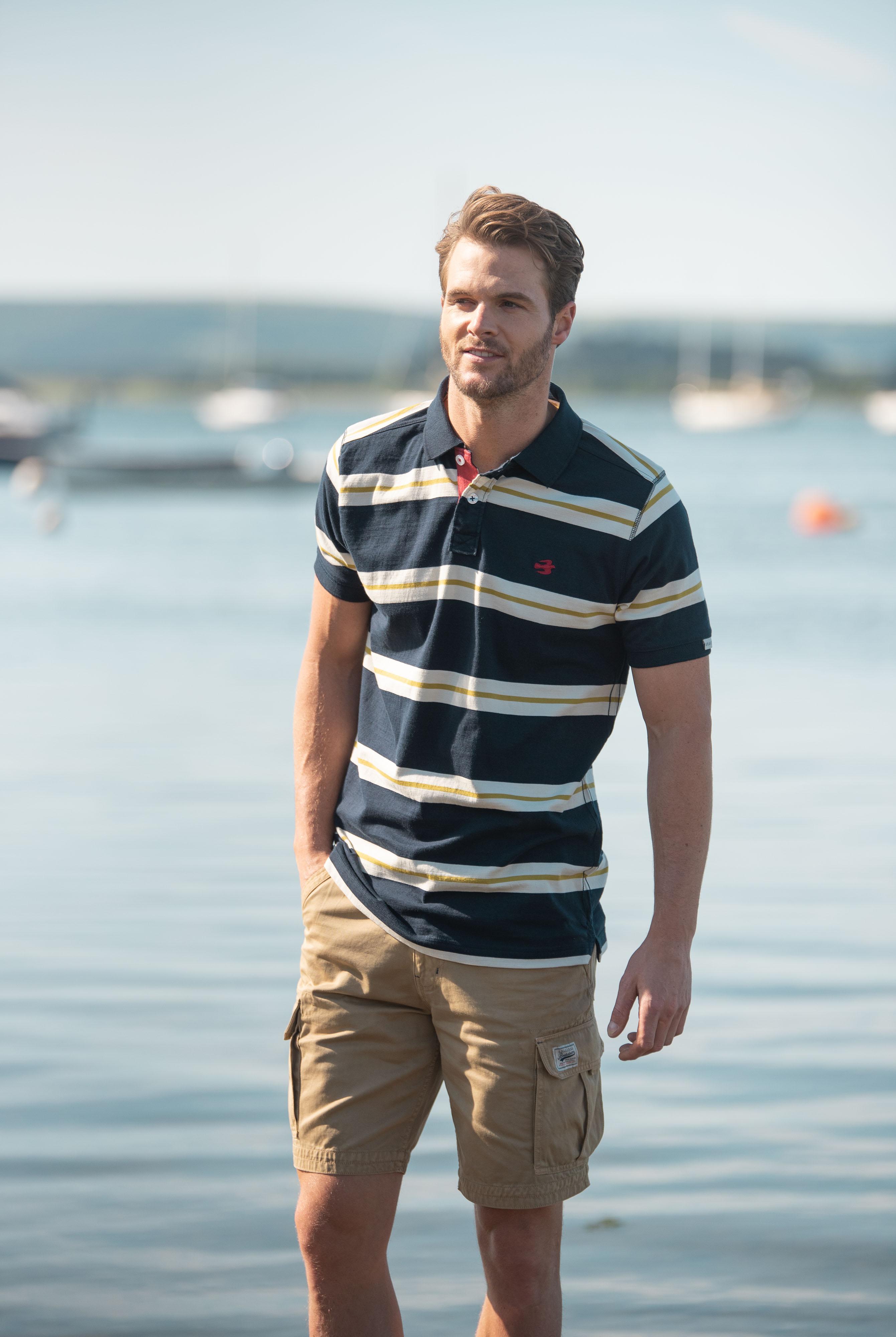 Brakeburn Club Polo Shirt - Navy