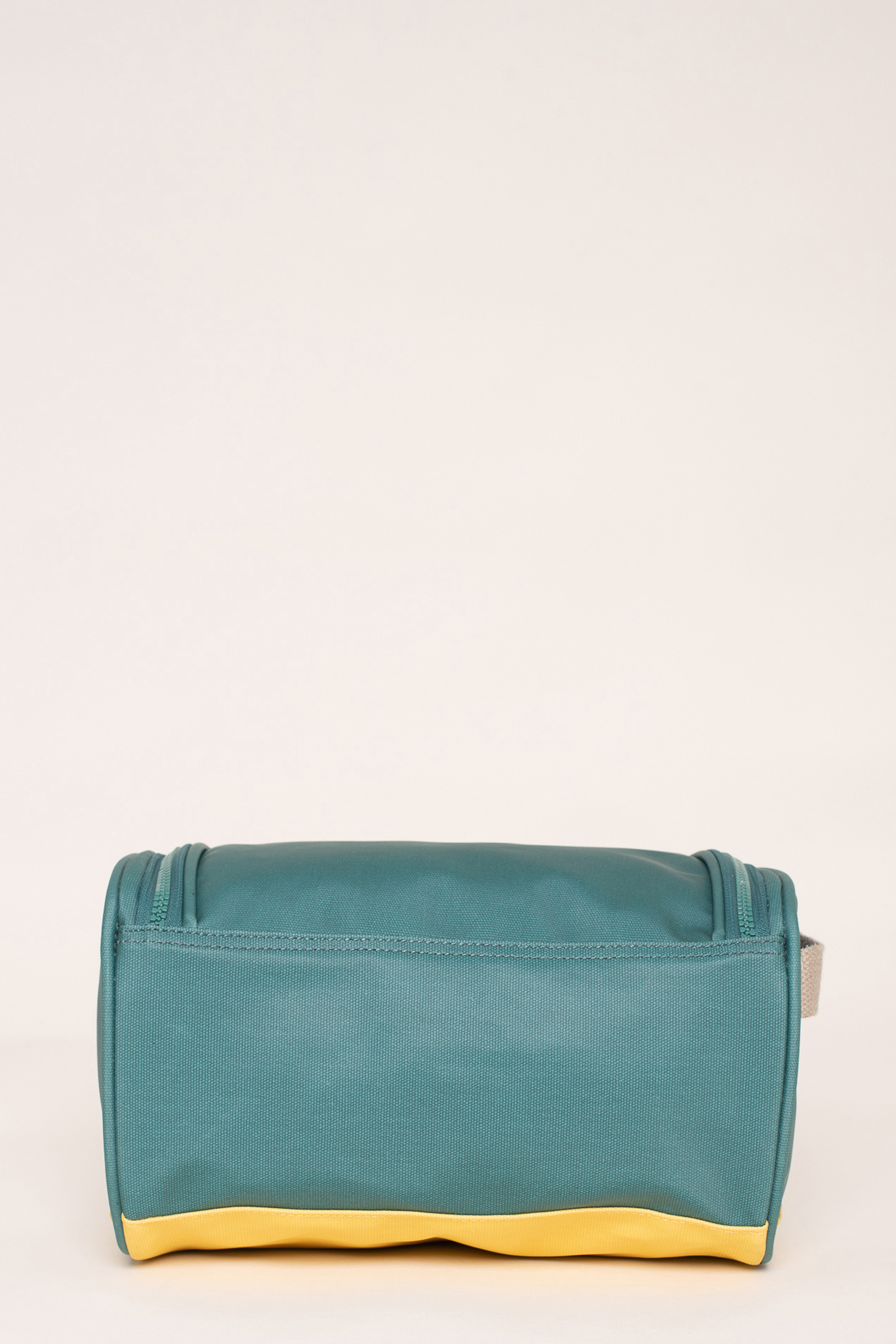Brakeburn Green & Yellow Wash Bag