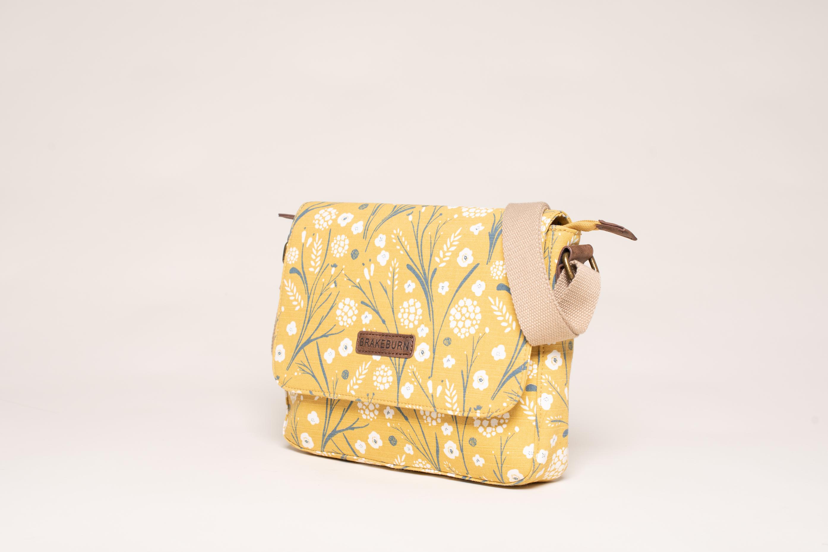 Brakeburn Dandelion Saddle Bag