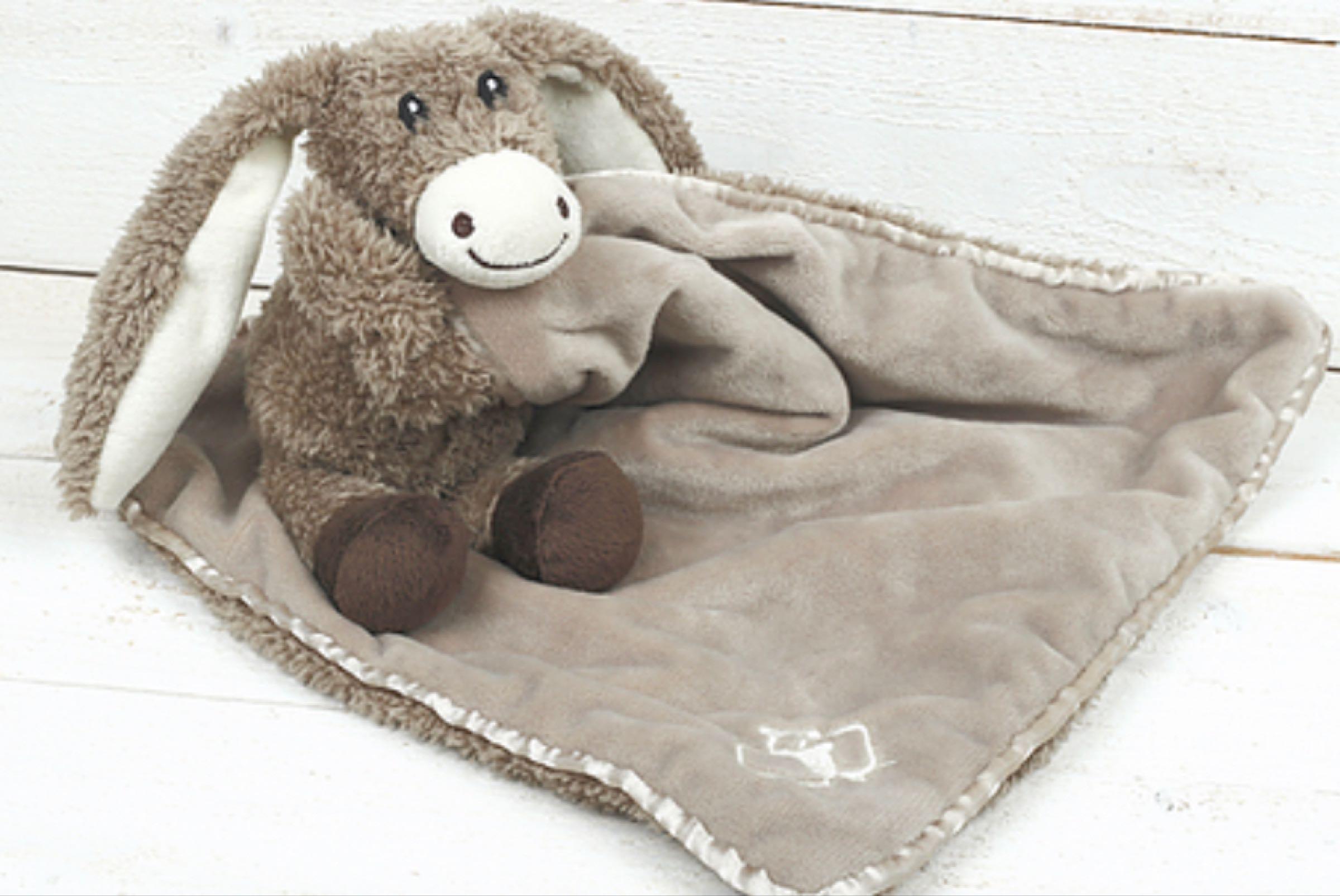 Jomanda Donkey Toy Soother 29x29cm