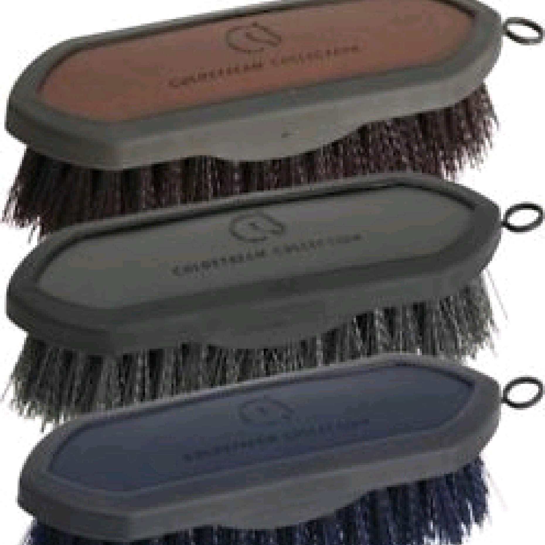 Faux Leather Brush