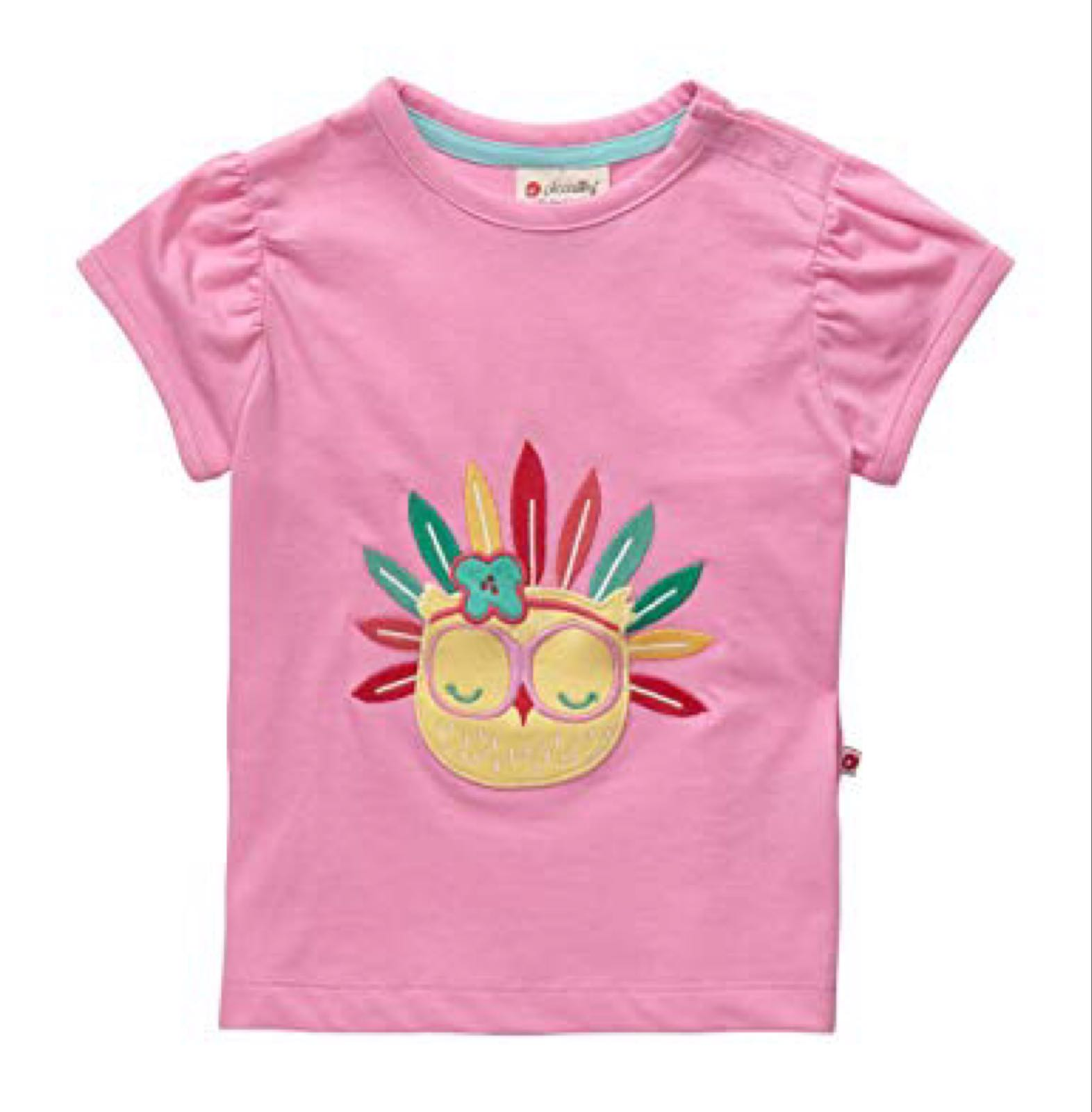 piccalilly- t-shirt owl