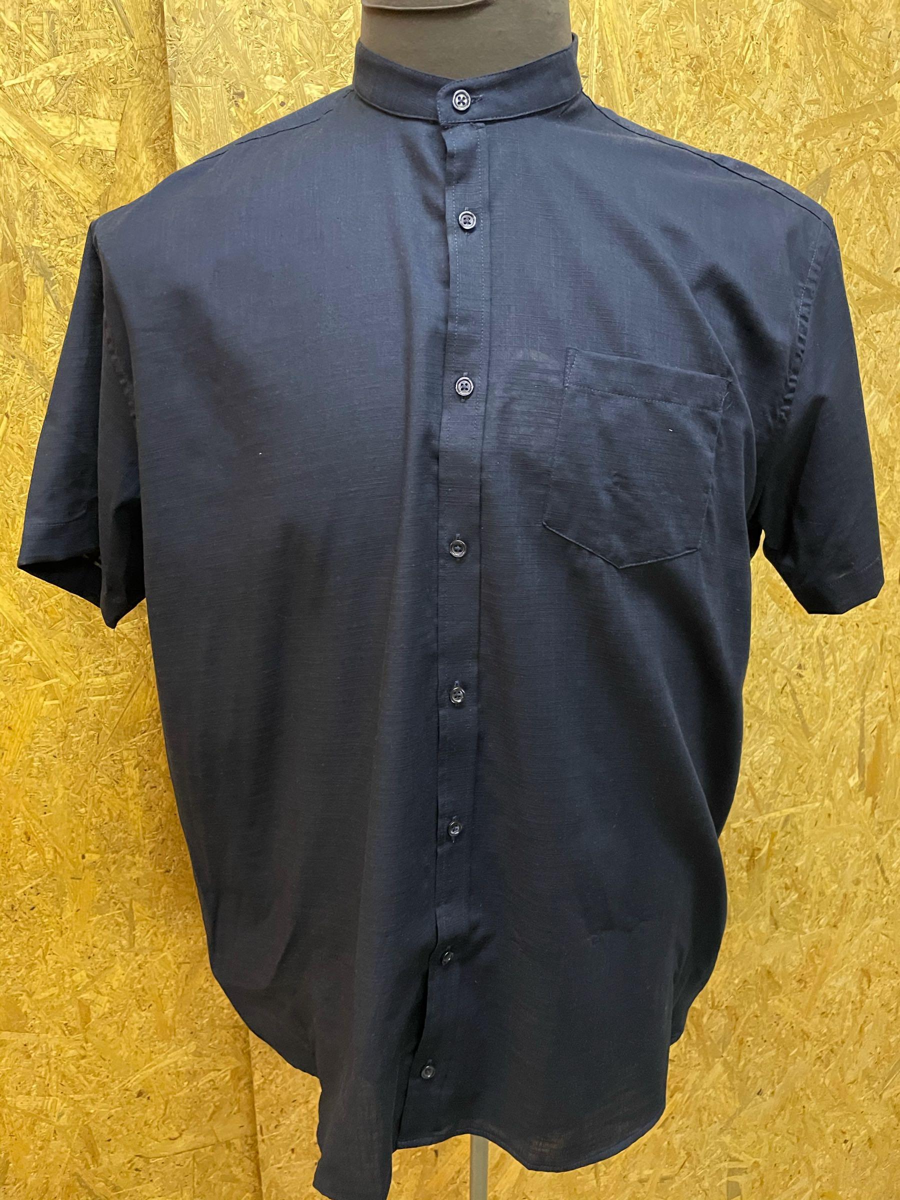 North 56˚4 skjorte k/æ Kina flip Blå 11409
