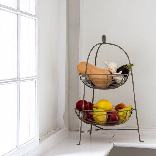 Wire Vegetable Rack