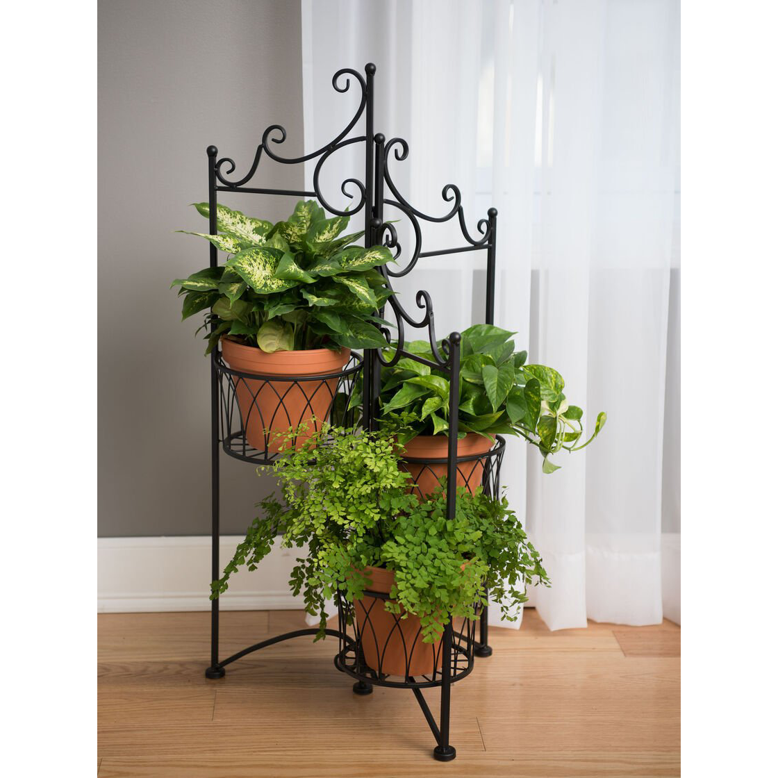 Foldable Plant Stand