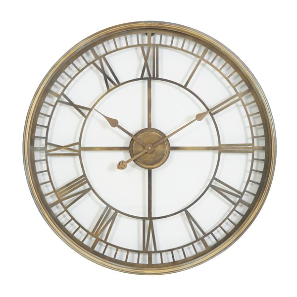 Lewis Skeleton Clock