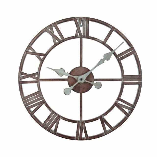 Petite Skeleton Clock