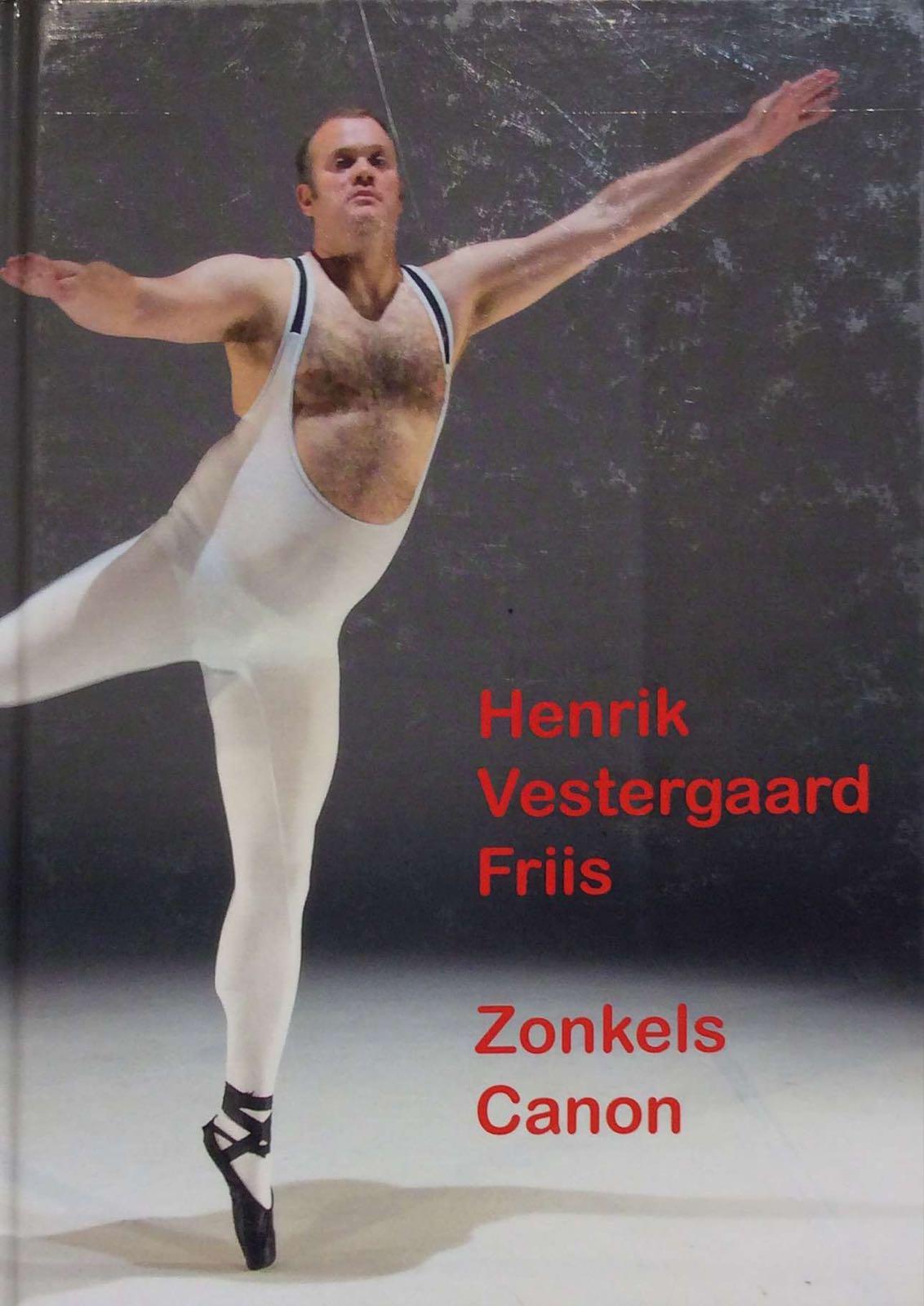 Friis, Henrik Vestergaard. Zonkels Kanon