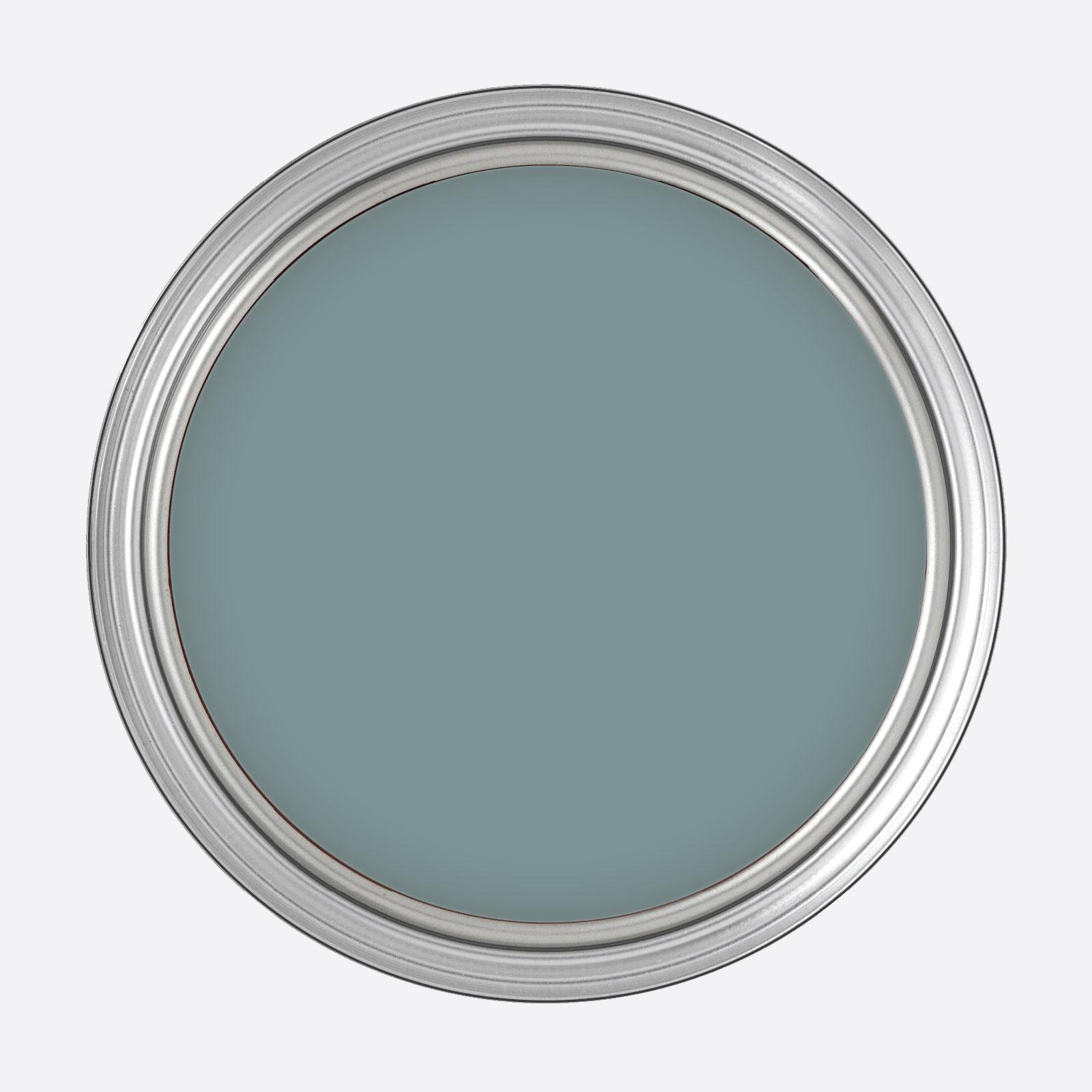 Linoljefärg Allmogeblå, 0.16 L