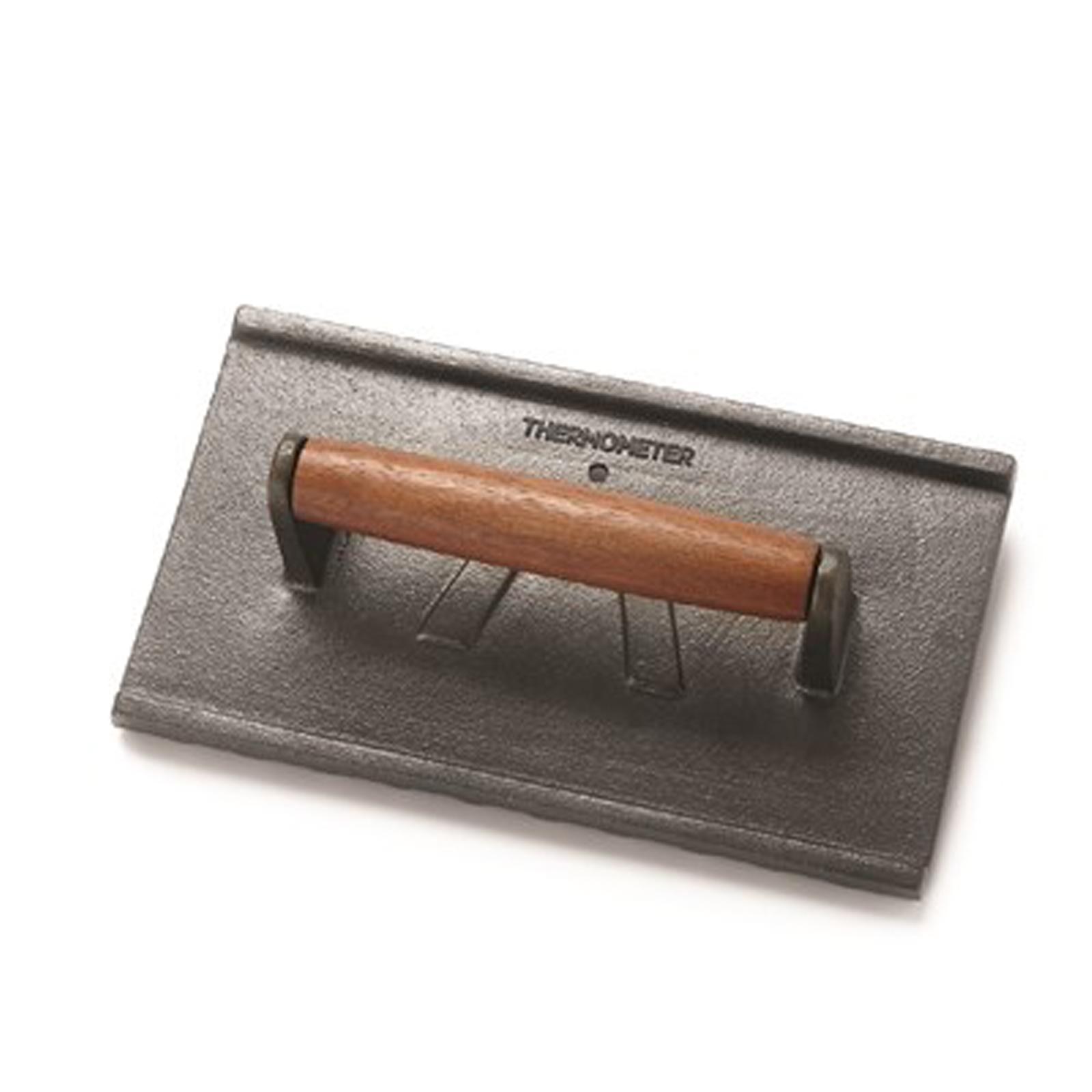 Grillpress gjutjärn, flera varianter