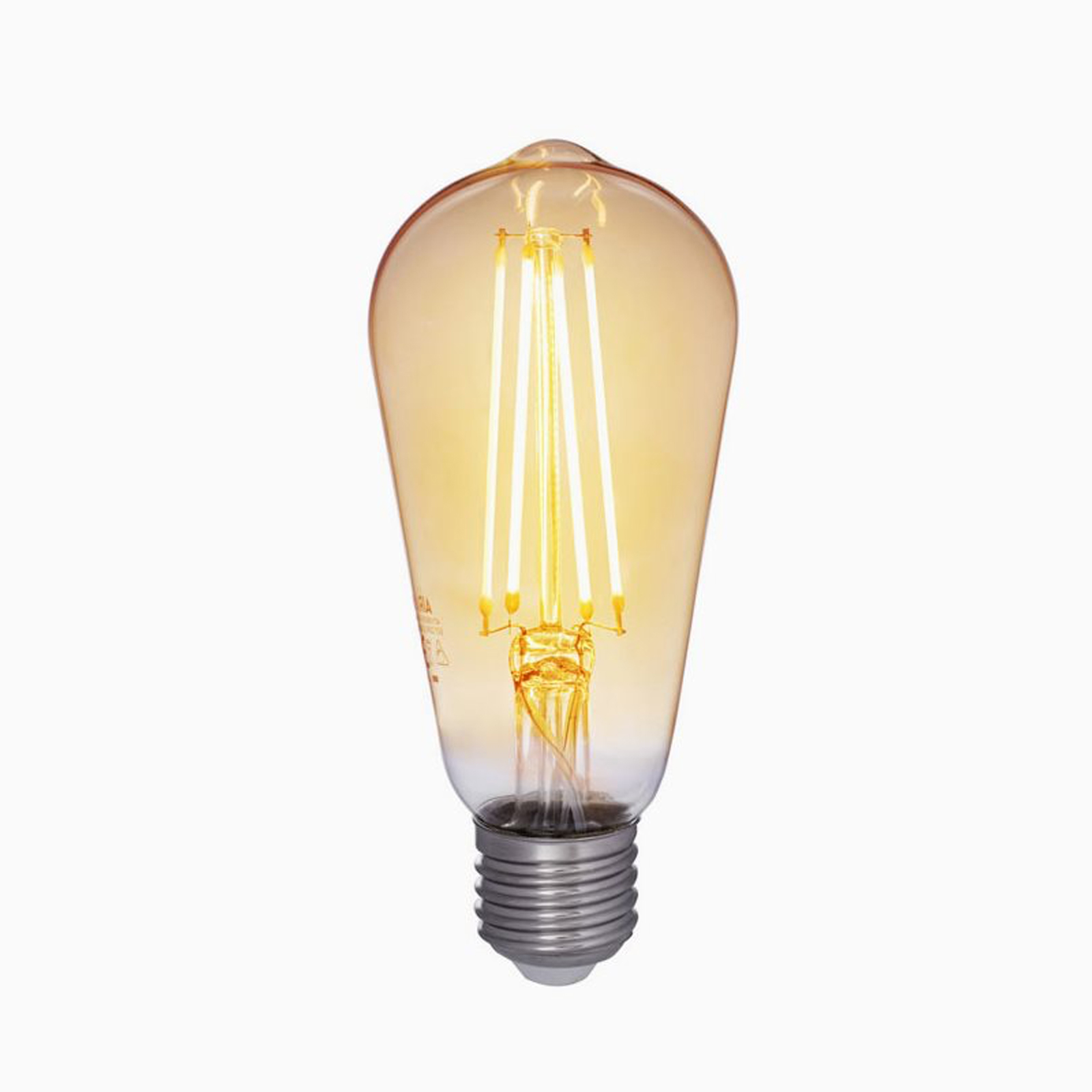 LED-lampa Airma, Decor Amber, 5W, E27