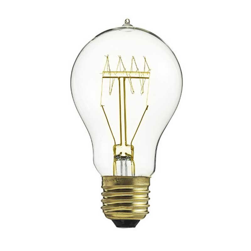 Glödlampa E27/60W