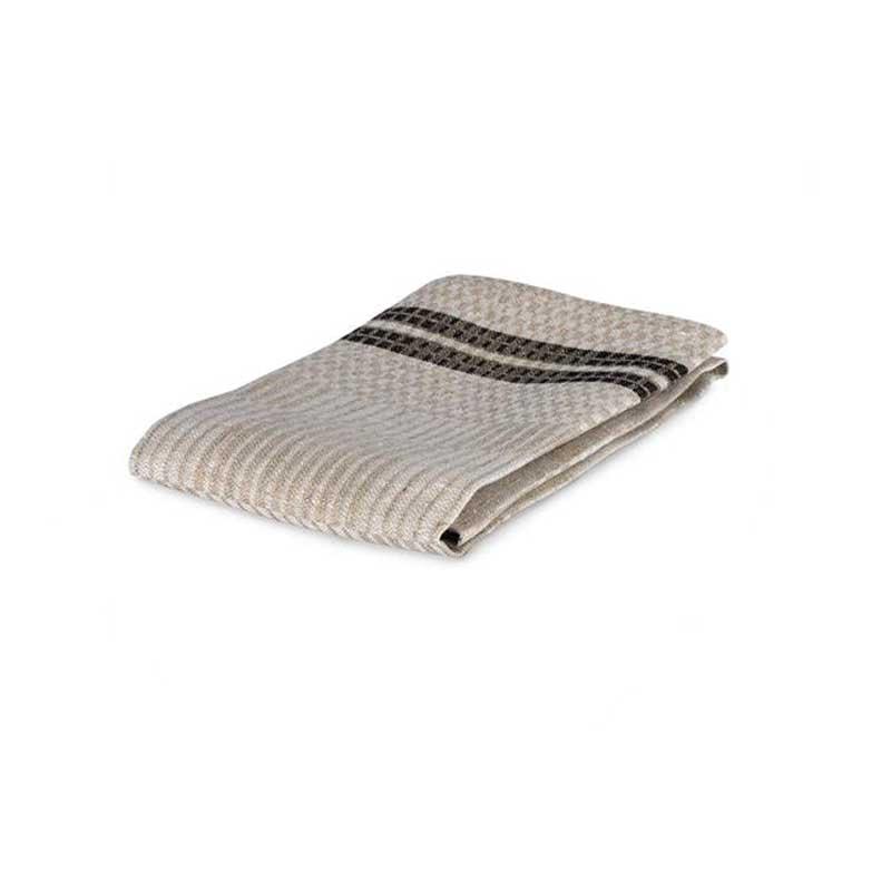 Handduk Domino, 100% lin
