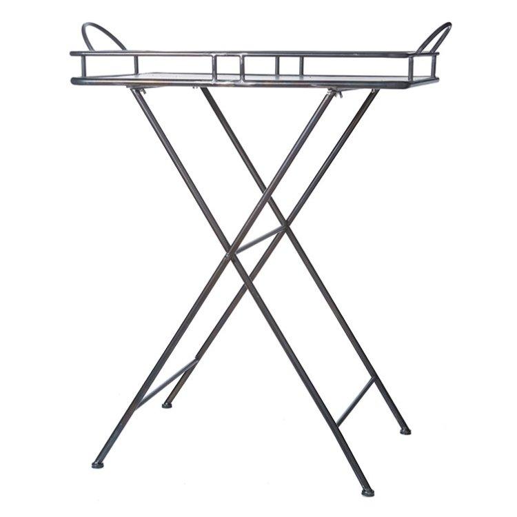 Brickbord, grå, zink - Wikholm