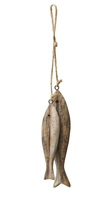 Fisk hängande, Zillah - Wikholm
