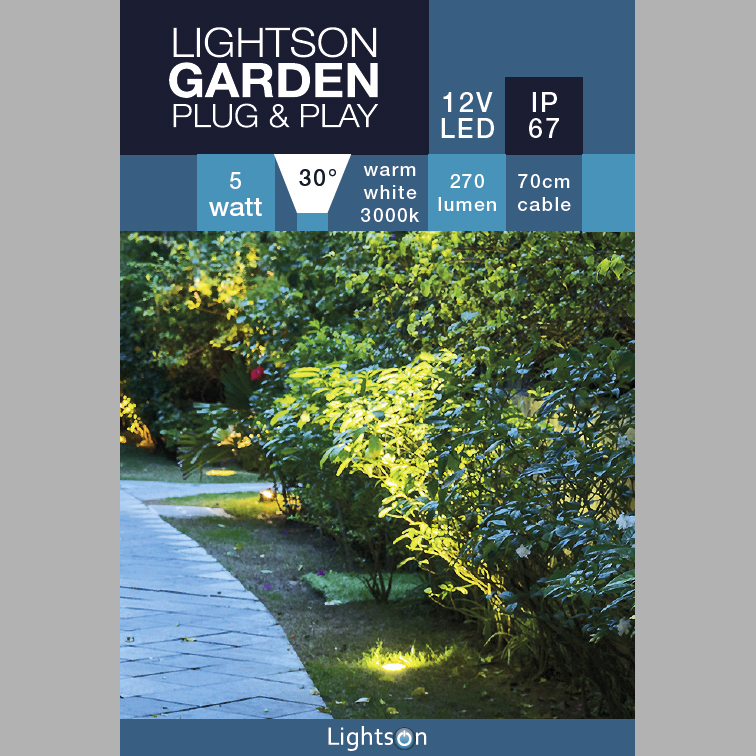 Capella Trädgårdsbelysning - Lightson