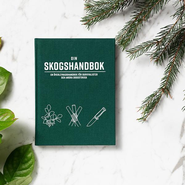Din skogshandbok – En överlevnadshandbok för survivalister och andra skogstokiga