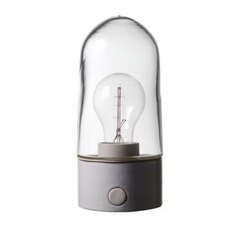 Porslinslampa utomhus, rak - Gysinge