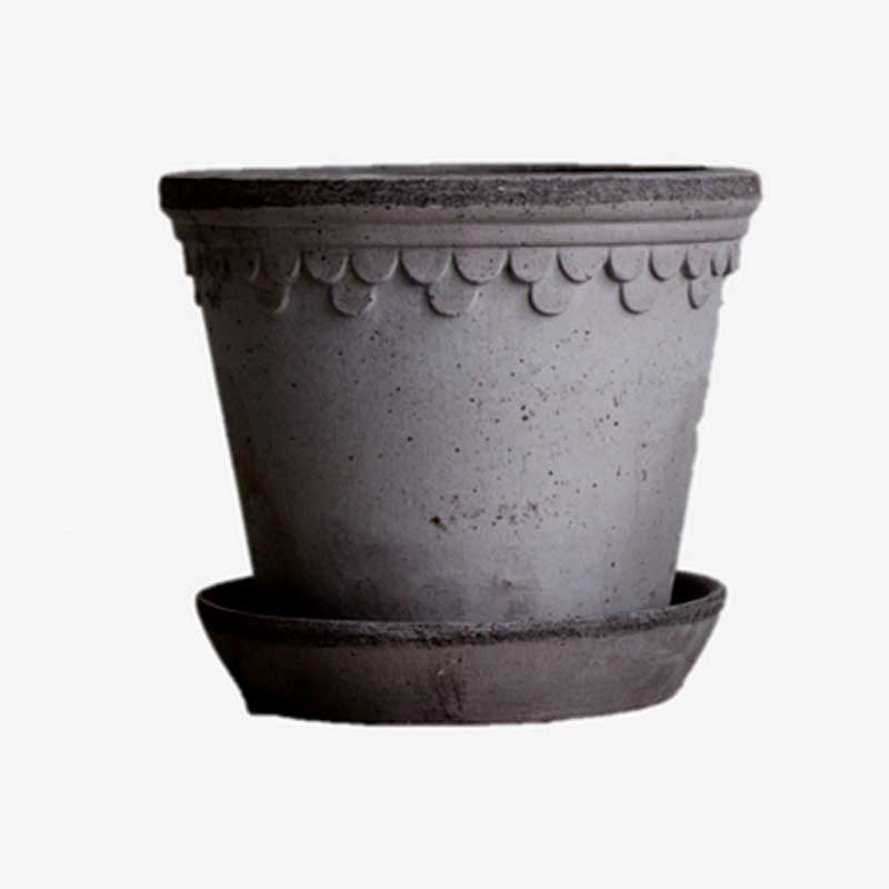 Kruka Copenhagen, grå - Bergs Potter