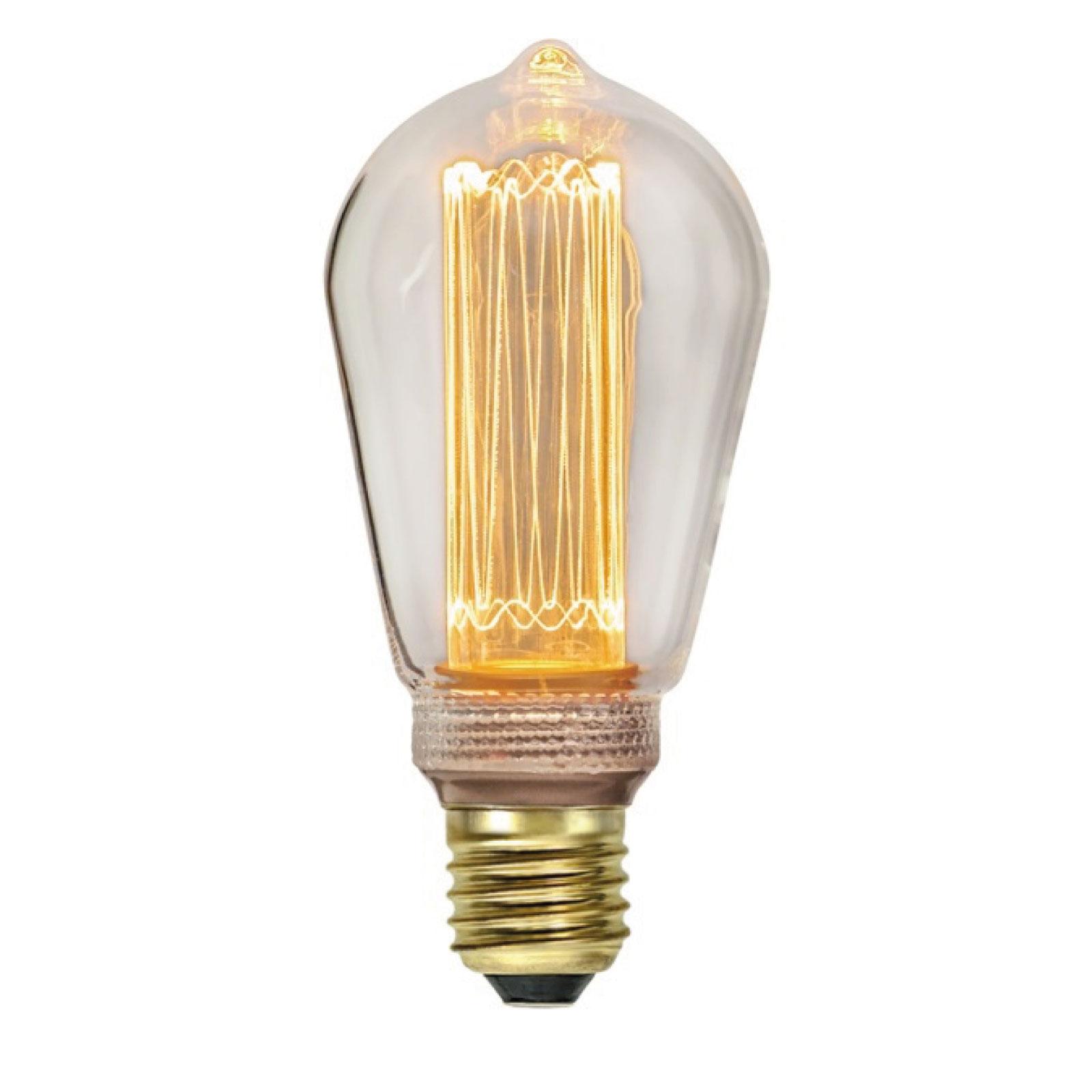 LED-lampa E27, Classic Edison - Star Trading