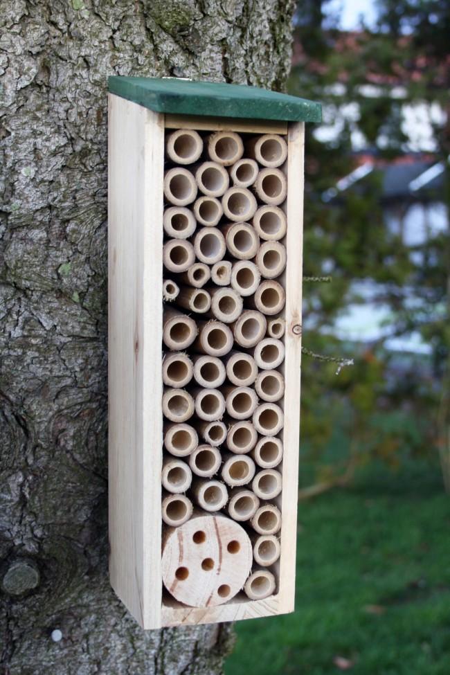 Insektshotell, 28 cm - Västanvinden