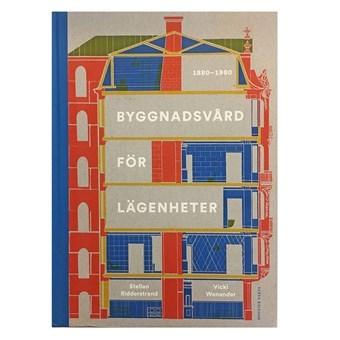 Bok Byggnadsvård för lägenheter