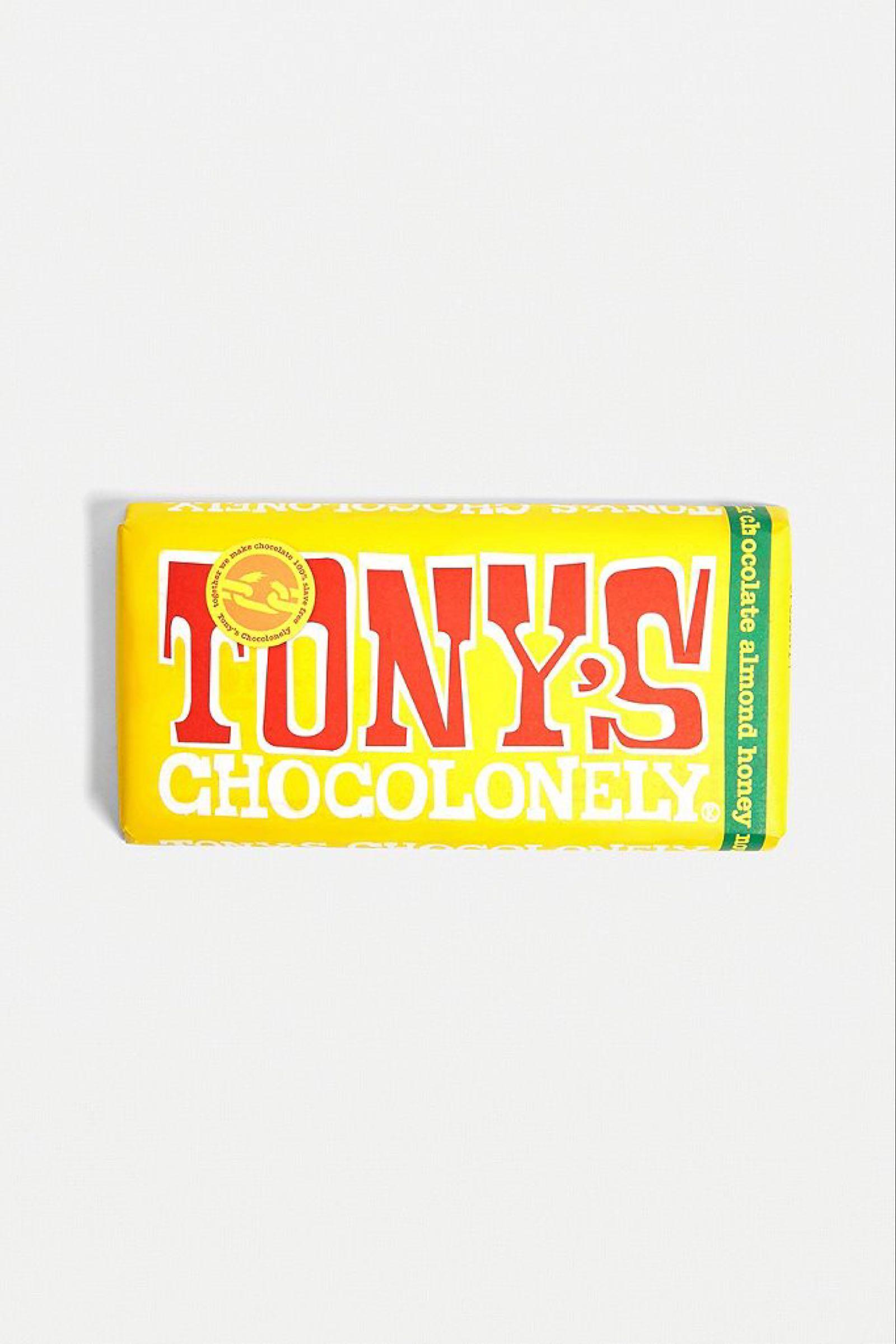 Tony's Milk Almond Honey Nougat