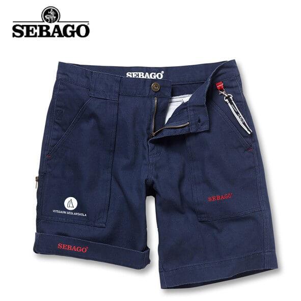 Sebago Deckshorts Navy