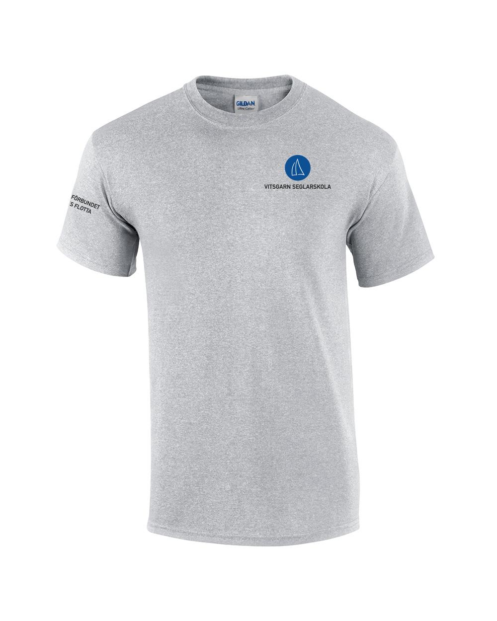 T-shirt Grå Jr