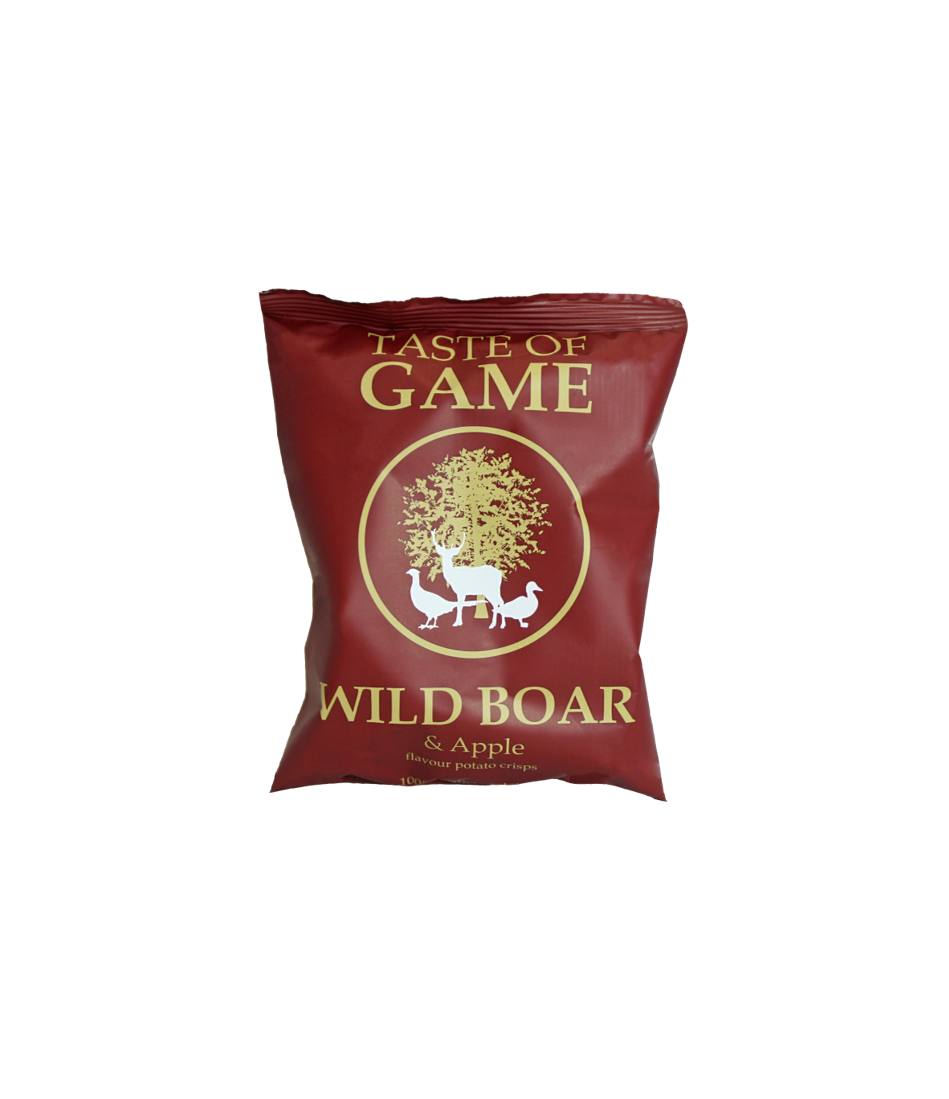 Taste of Game Wild Boar & Apple 24 x 40g Snack Size