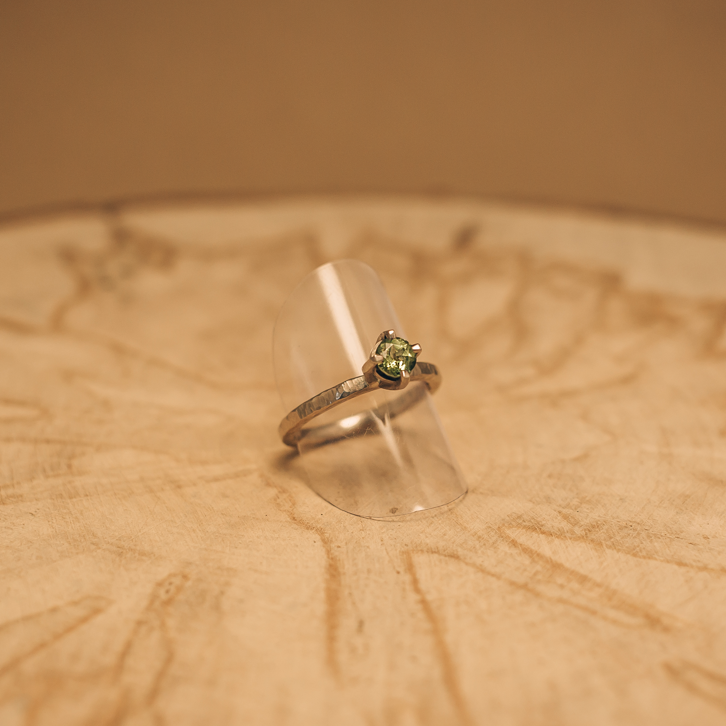 Raw Color Ring