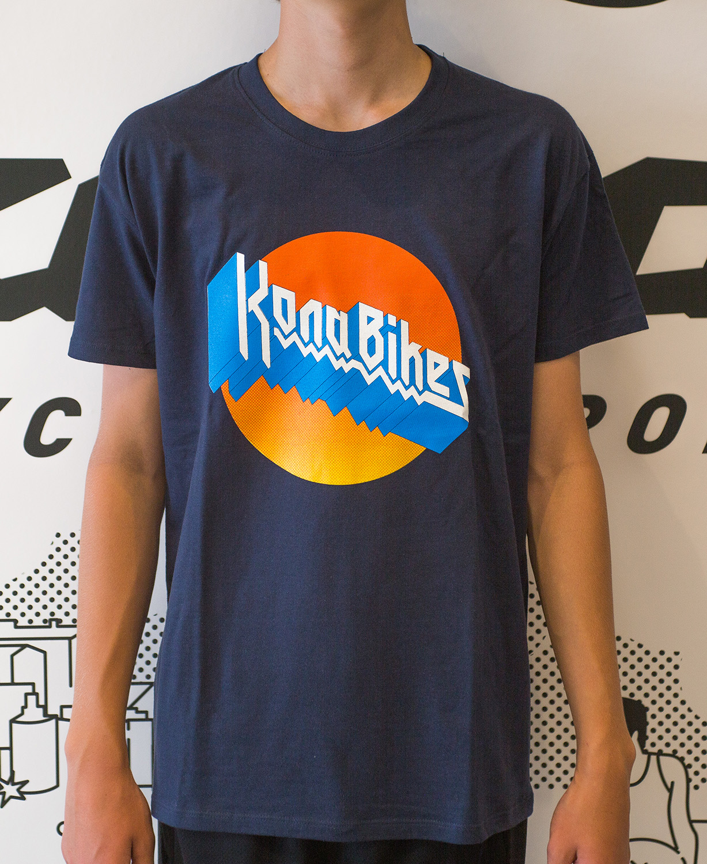 Kona T-shirt Free Wheel