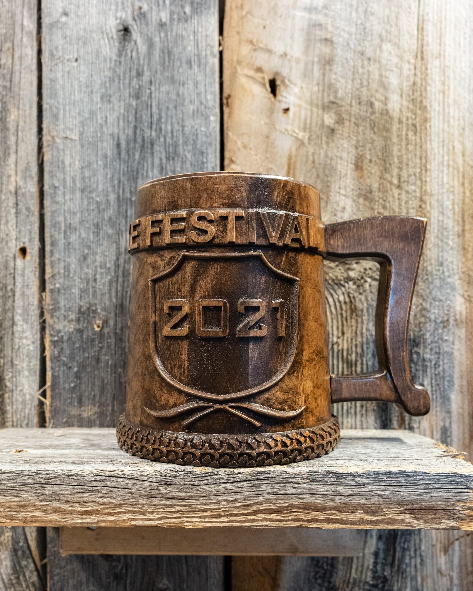 Huck mug 2021