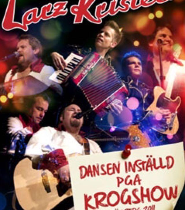 DVD Krogshow 2011