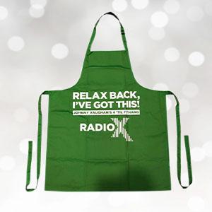 Radio X Apron