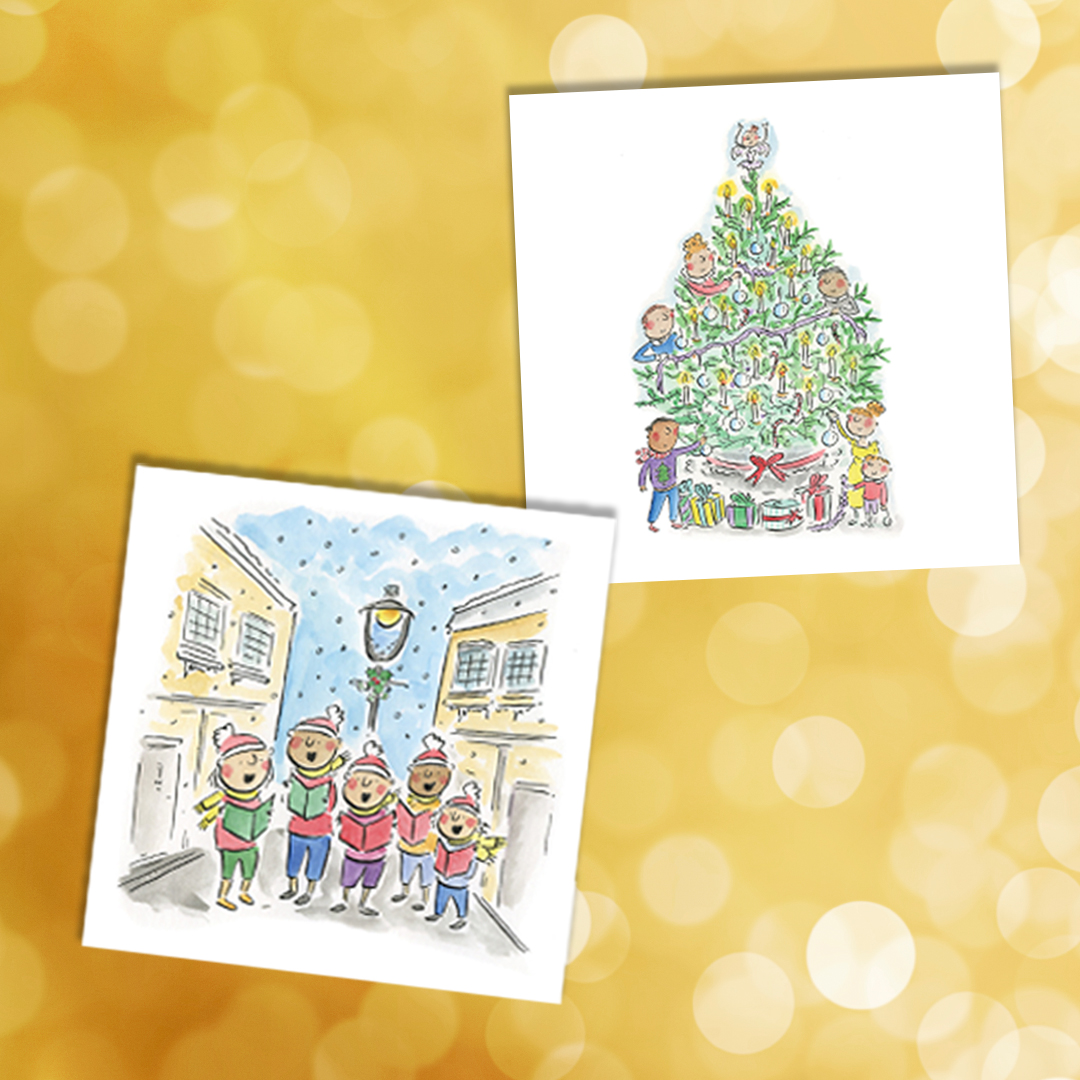 A Christmas Carol - Pack of 10 Christmas Cards