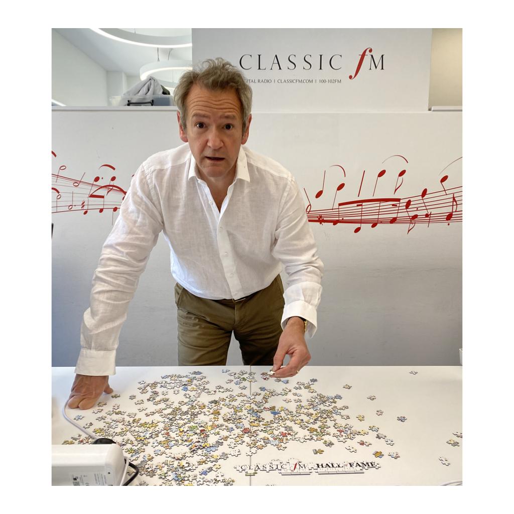 Classic FM Jigsaw