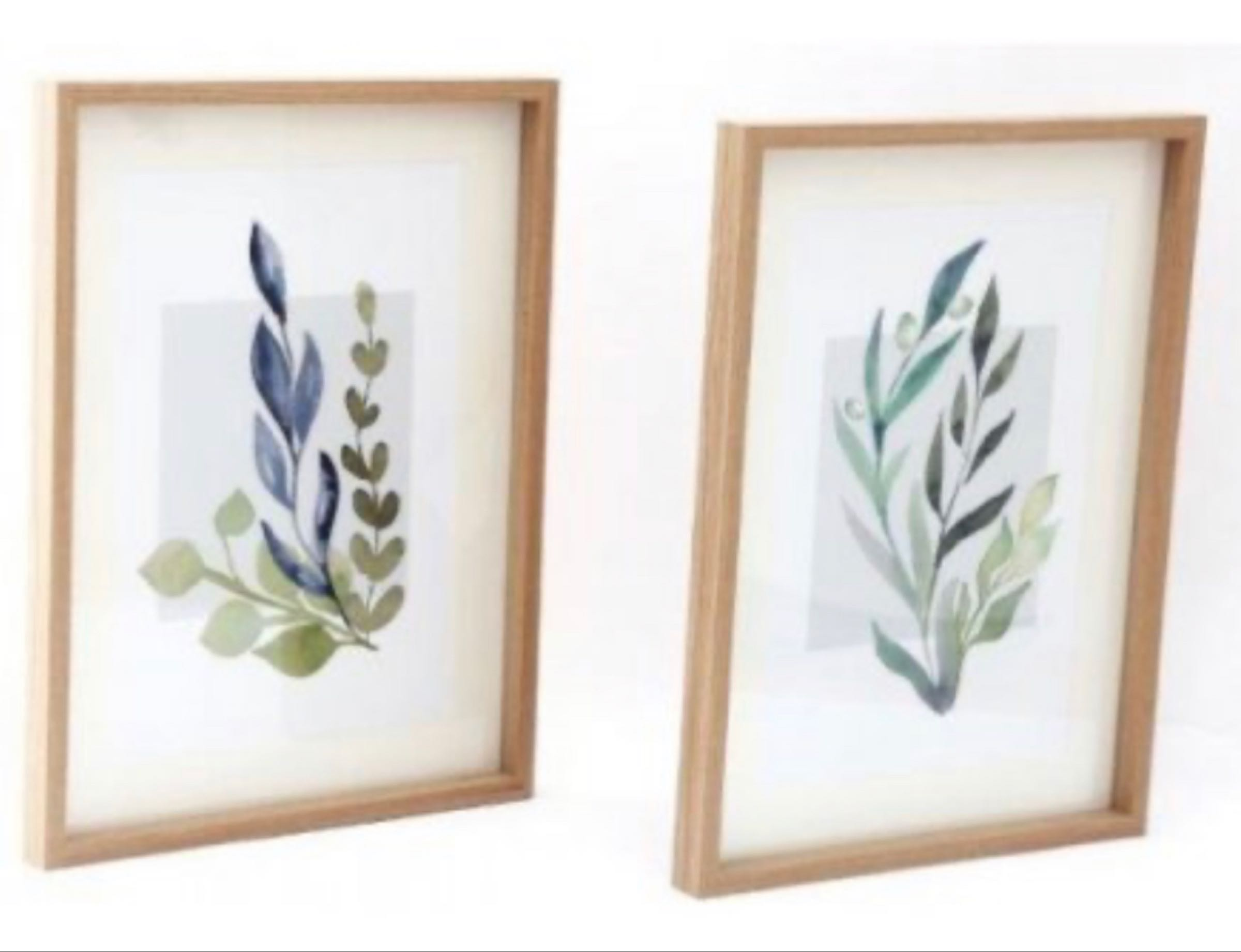 Framed Olive Grove Prints 40cm (2 designs available, price is per picture)